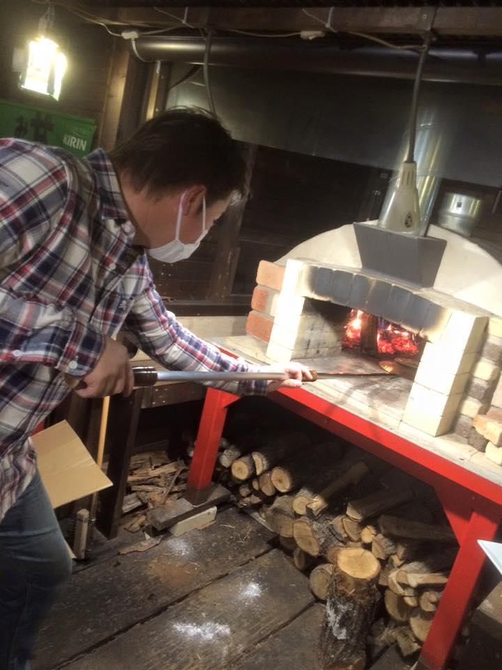 京都39カフェでピザパーティーができる