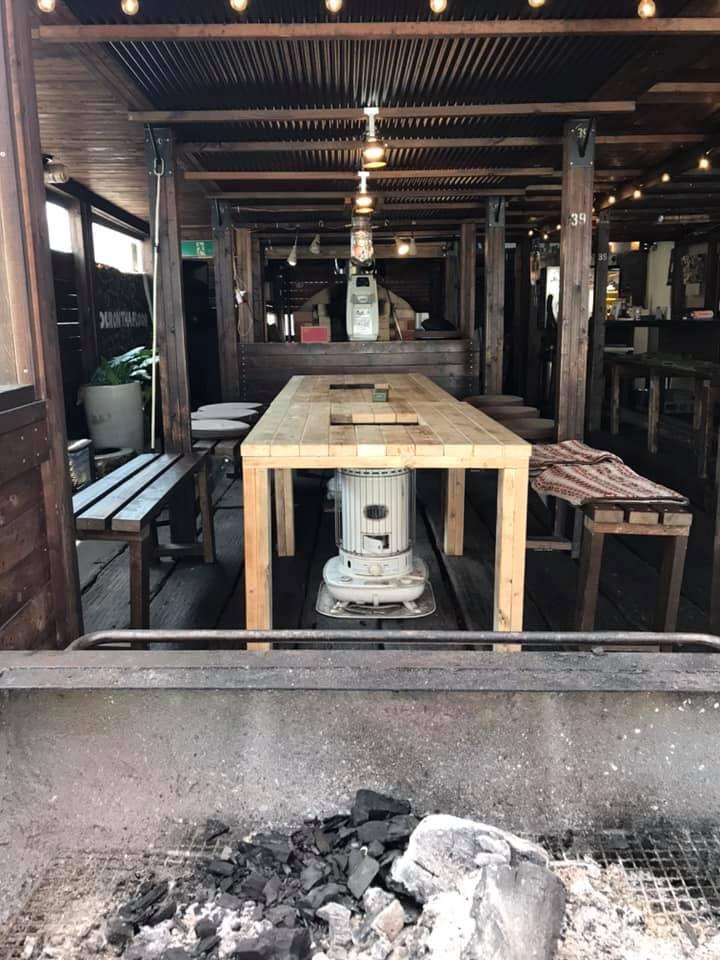 京都バーベキューができるカフェ