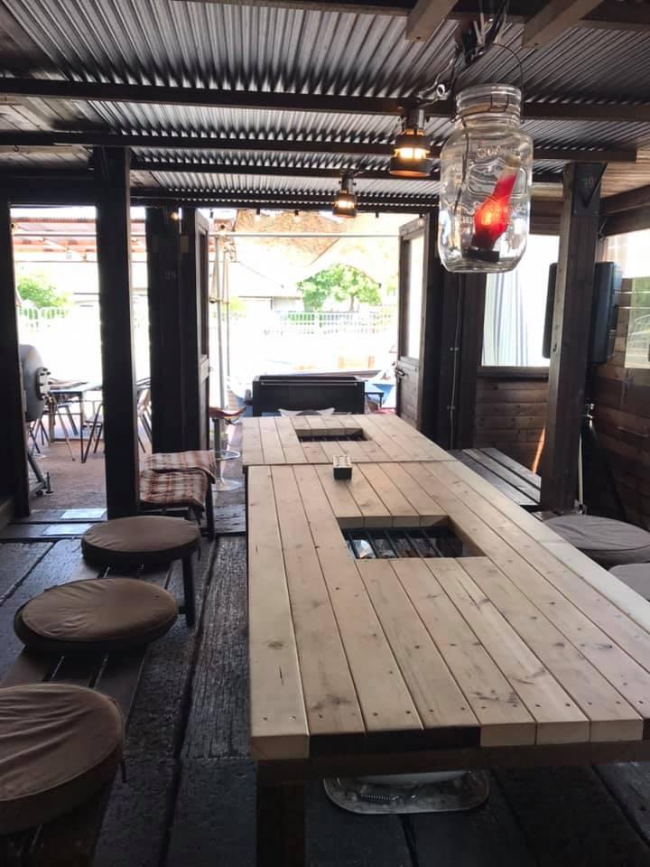 京都39カフェで鍋パーティーができる