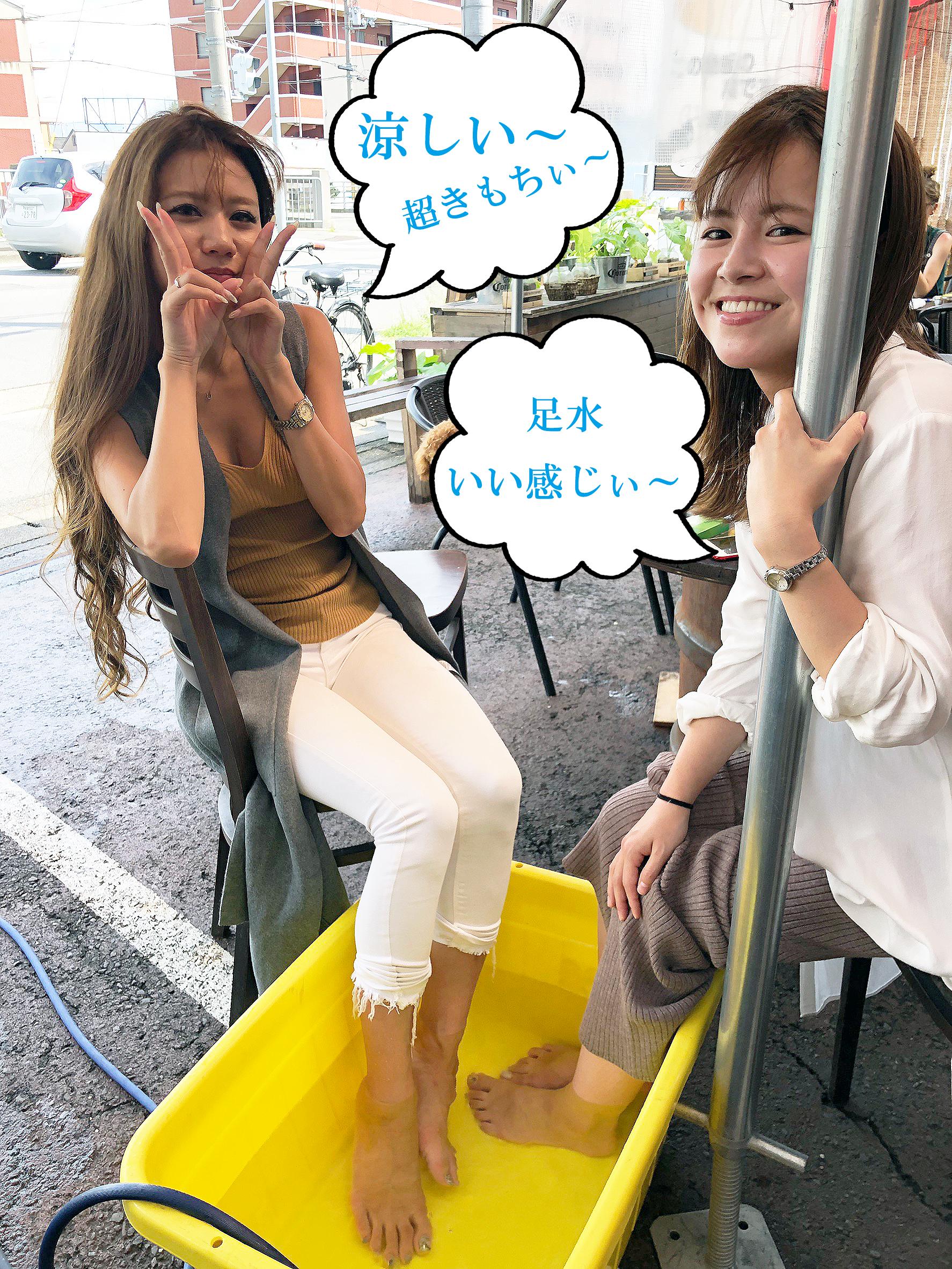 水ba(ミズバ)京都39カフェ-プール付きカフェがお子様に大人気!