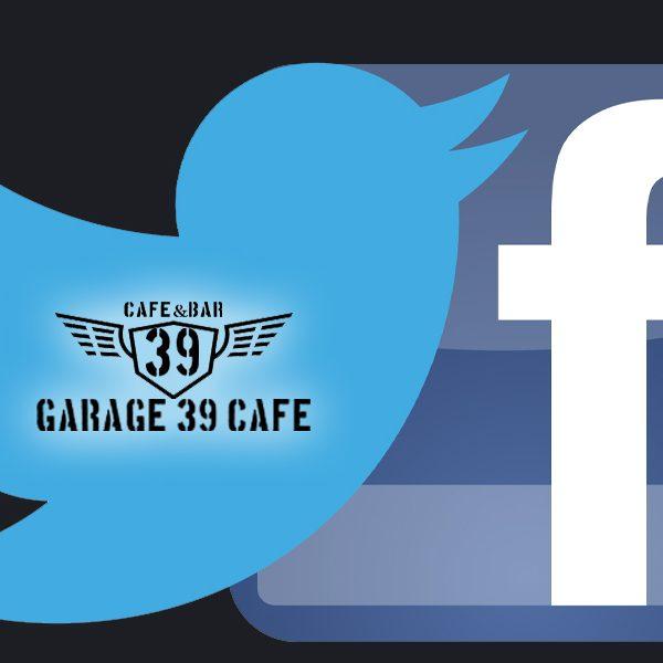 Facebook・Twitter始めました!