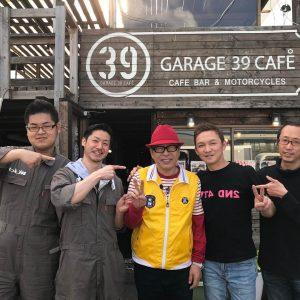 39カフェが関西テレビ よーいドン!で紹介されました!